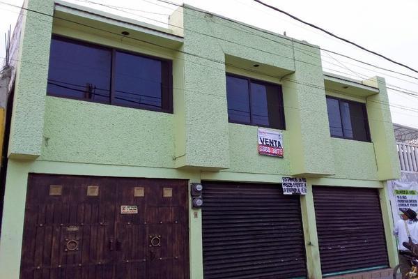 Foto de casa en venta en eje 8 , san juan, tultitlán, méxico, 10742116 No. 01