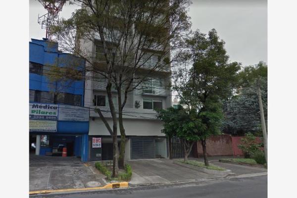 Foto de departamento en venta en eje central lazaro cardenas 1081, letrán valle, benito juárez, df / cdmx, 5895599 No. 02