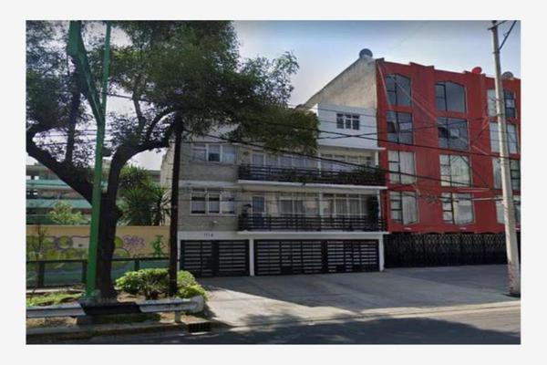 Foto de departamento en venta en eje central lazaro cardenas 1114, san simón ticumac, benito juárez, df / cdmx, 0 No. 01