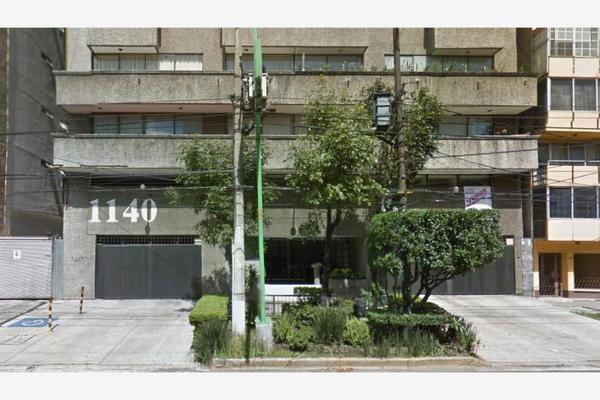 Foto de departamento en venta en eje central lazaro cardenas 1140, san simón ticumac, benito juárez, df / cdmx, 7301755 No. 01