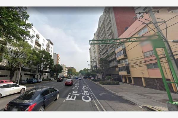 Foto de departamento en venta en eje central lazaro cardenas 1140, vertiz narvarte, benito juárez, df / cdmx, 0 No. 03