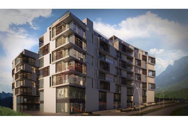Foto de departamento en venta en eje exterior 14, residencial cordillera, santa catarina, nuevo león, 9938098 No. 01