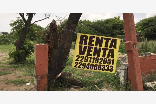 Foto de terreno comercial en venta en eje poniente , reserva tarimoya ii, veracruz, veracruz de ignacio de la llave, 8114630 No. 02