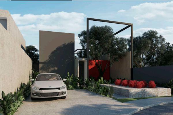 Foto de casa en venta en eje principal a cokal 68, conkal, conkal, yucatán, 0 No. 01