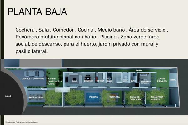 Foto de casa en venta en eje principal a cokal 68, conkal, conkal, yucatán, 0 No. 06