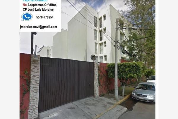 Foto de departamento en venta en eje sur 10 pedro enrique ureña 1, pedregal de santo domingo, coyoacán, distrito federal, 5687462 No. 01