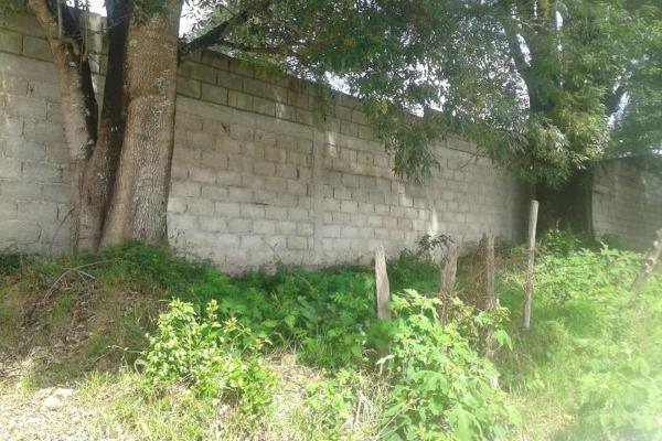 Foto de terreno comercial en renta en eje vial , américa libre, san cristóbal de las casas, chiapas, 5390213 No. 01