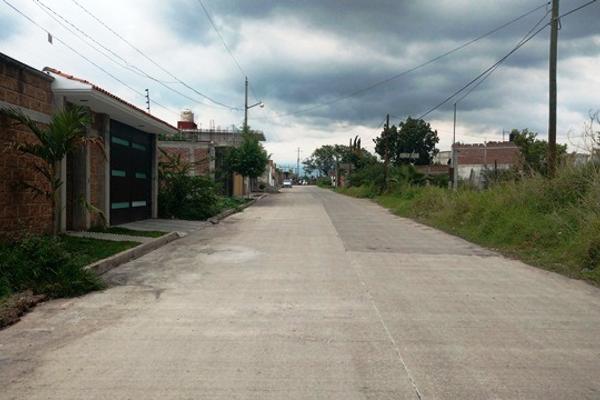 Foto de terreno habitacional en venta en ejercito libertador , cuautlixco, cuautla, morelos, 3423244 No. 04