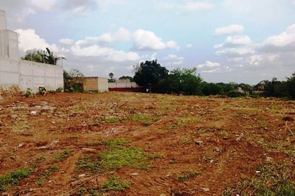 Foto de terreno habitacional en venta en ejercito libertador , cuautlixco, cuautla, morelos, 3423244 No. 10