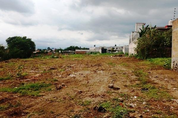 Foto de terreno habitacional en venta en ejercito libertador , cuautlixco, cuautla, morelos, 3423244 No. 13