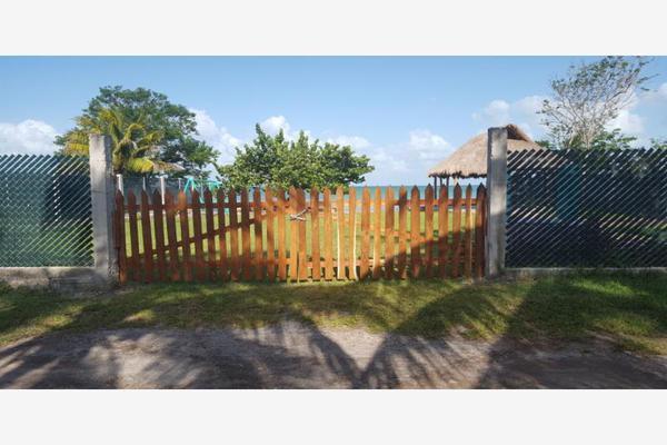 Foto de terreno habitacional en venta en ejidal luis echeverria 54, calderitas, othón p. blanco, quintana roo, 16313224 No. 03