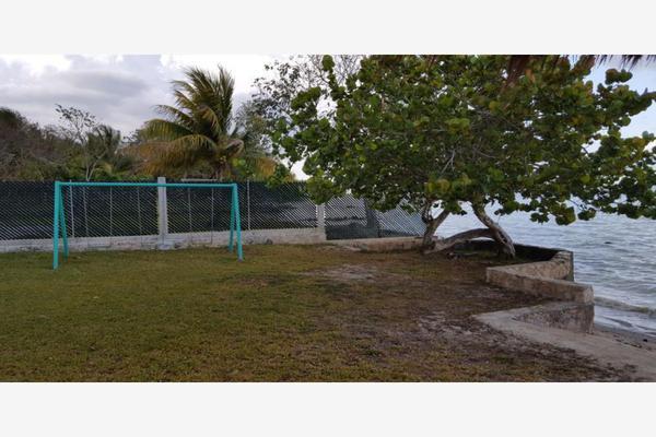 Foto de terreno habitacional en venta en ejidal luis echeverria 54, calderitas, othón p. blanco, quintana roo, 16313224 No. 07