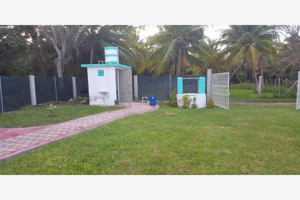 Foto de terreno habitacional en venta en ejidal luis echeverria 54, calderitas, othón p. blanco, quintana roo, 16313224 No. 09