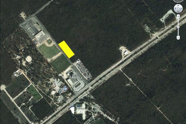 Foto de terreno habitacional en venta en  , ejidal, solidaridad, quintana roo, 2625373 No. 04