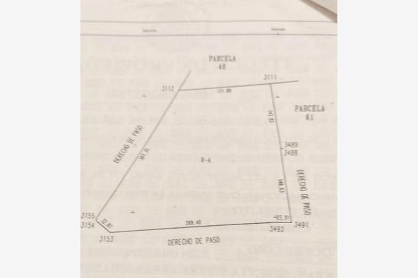 Foto de terreno habitacional en venta en ejido modelo 1, el pueblito, corregidora, querétaro, 8190366 No. 06