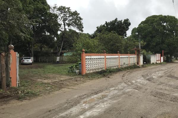 Foto de terreno habitacional en venta en  , ejido ricardo flores magón, altamira, tamaulipas, 13352523 No. 01