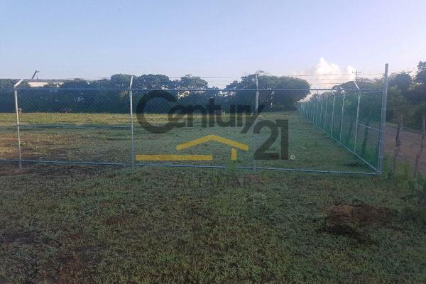 Foto de terreno habitacional en venta en  , ejido ricardo flores magón, altamira, tamaulipas, 5301931 No. 05