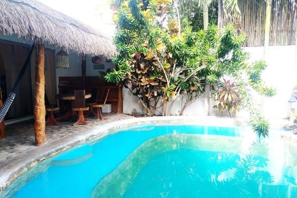 Foto de casa en venta en  , ejido, tulum, quintana roo, 14037673 No. 01