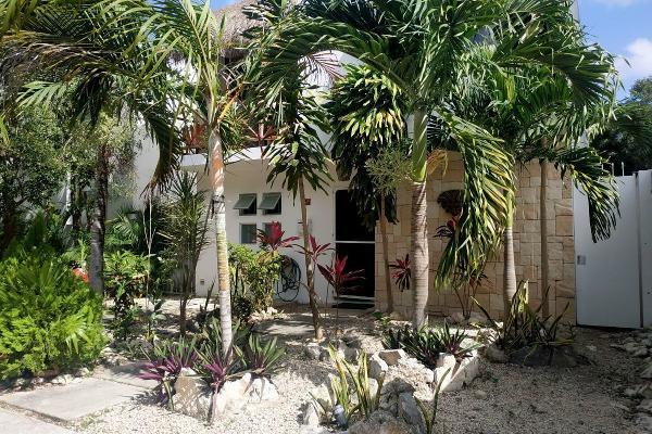 Foto de casa en venta en  , ejido, tulum, quintana roo, 14037673 No. 03