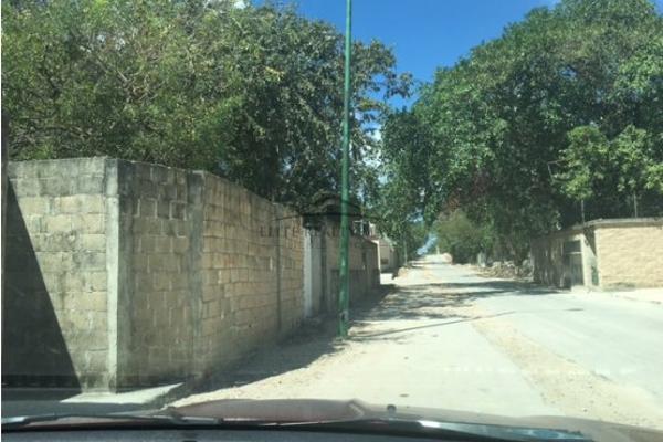 Foto de terreno habitacional en venta en  , ejido, tulum, quintana roo, 4642013 No. 01