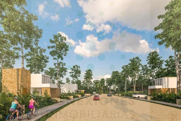 Foto de terreno habitacional en venta en  , ejido, tulum, quintana roo, 6179976 No. 04