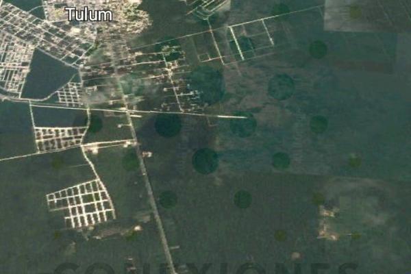 Foto de terreno habitacional en venta en  , ejido, tulum, quintana roo, 6179976 No. 10