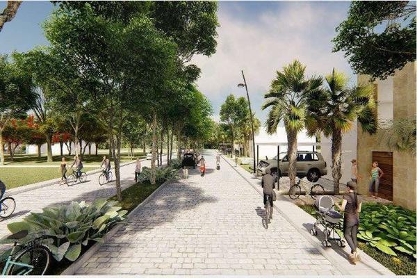 Foto de terreno habitacional en venta en  , ejido, tulum, quintana roo, 7515085 No. 01
