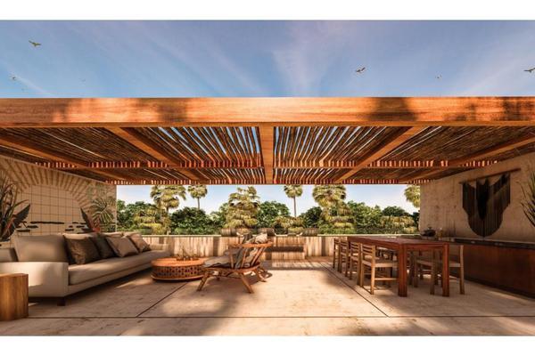 Foto de casa en condominio en venta en  , ejido, tulum, quintana roo, 9311780 No. 03