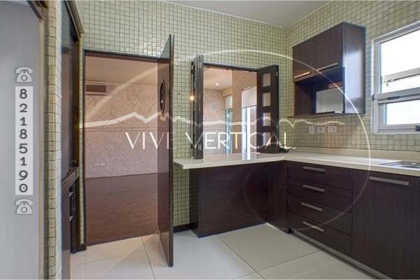 Foto de casa en renta en  , el aguacatal, santa catarina, nuevo león, 6145936 No. 04