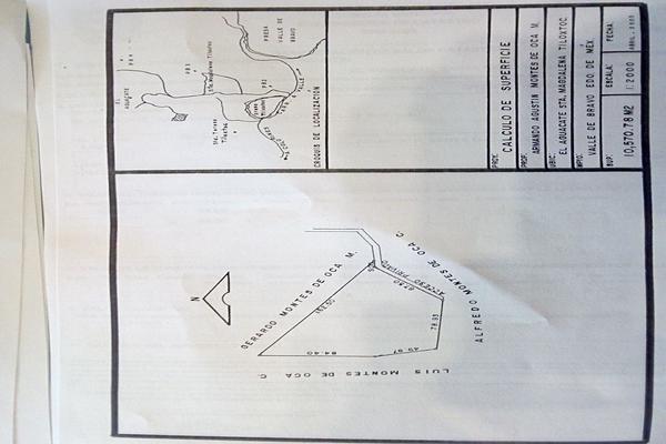 Foto de terreno habitacional en venta en el aguacate , santa teresa tilostoc, valle de bravo, méxico, 5723643 No. 07