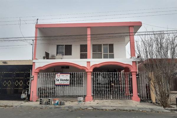 Foto de casa en venta en el aguaje 1323, rincón de la azteca, guadalupe, nuevo león, 0 No. 01