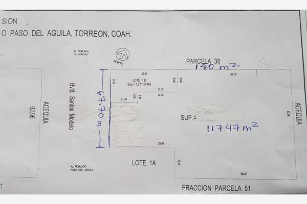 Foto de terreno comercial en venta en  , el águila, torreón, coahuila de zaragoza, 9279712 No. 12