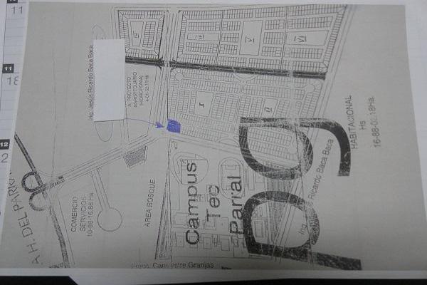 Foto de terreno habitacional en venta en  , el alamillo, hidalgo del parral, chihuahua, 7988361 No. 01