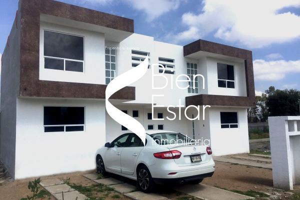 Foto de casa en venta en  , villas del sabinal, chiautempan, tlaxcala, 5387126 No. 01