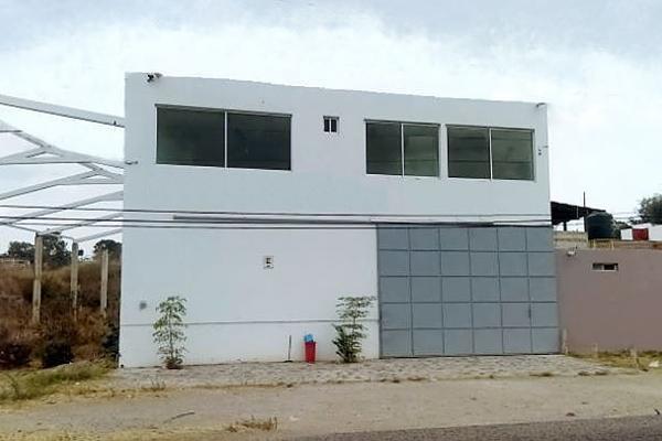 Foto de nave industrial en renta en  , el arenal, el arenal, jalisco, 5682345 No. 01