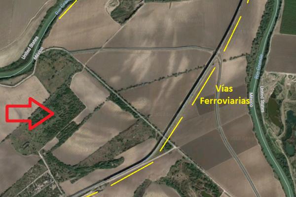 Foto de terreno habitacional en venta en el ballineño , el sabino (ejido), matamoros, tamaulipas, 5893719 No. 02