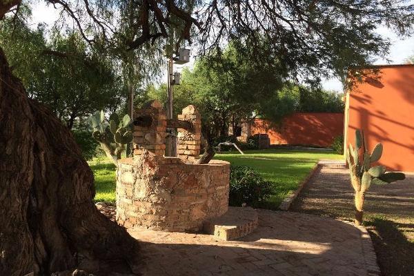 Foto de rancho en venta en  , el barranco, san francisco de los romo, aguascalientes, 3074811 No. 10