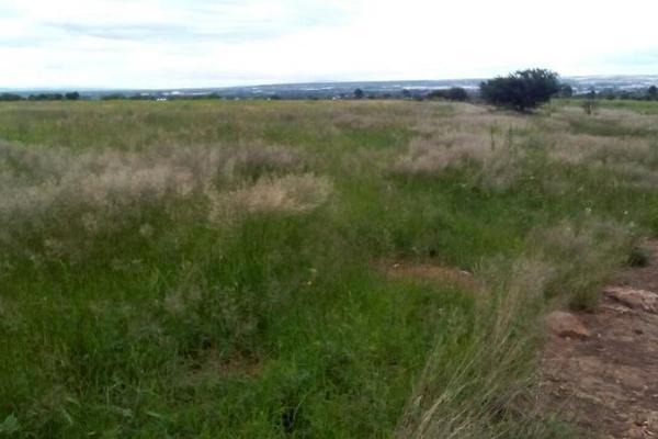 Foto de terreno habitacional en venta en  , el barreno (ampliación san francisco), el llano, aguascalientes, 7977762 No. 01