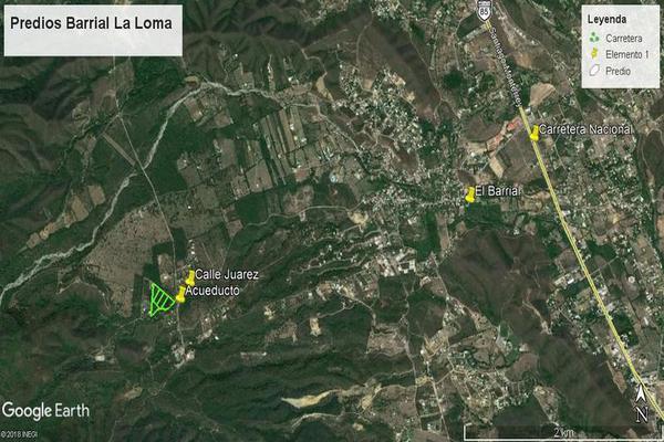 Foto de terreno habitacional en venta en  , el barrial, santiago, nuevo león, 7955940 No. 02