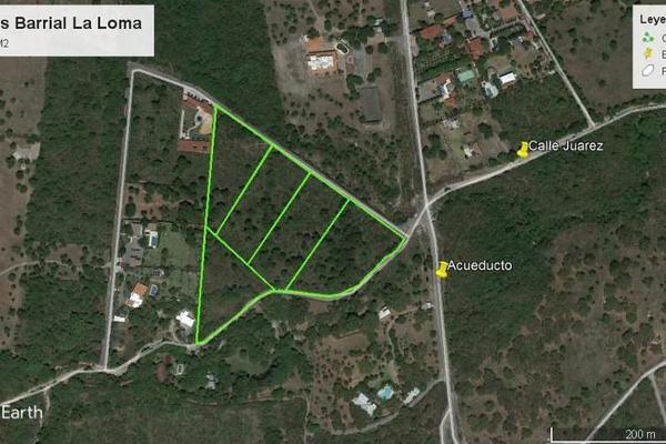 Foto de terreno habitacional en venta en  , el barrial, santiago, nuevo león, 7955940 No. 03