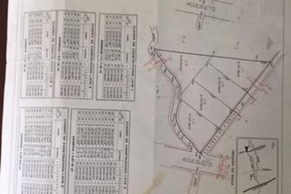 Foto de terreno habitacional en venta en  , el barrial, santiago, nuevo león, 7955940 No. 04