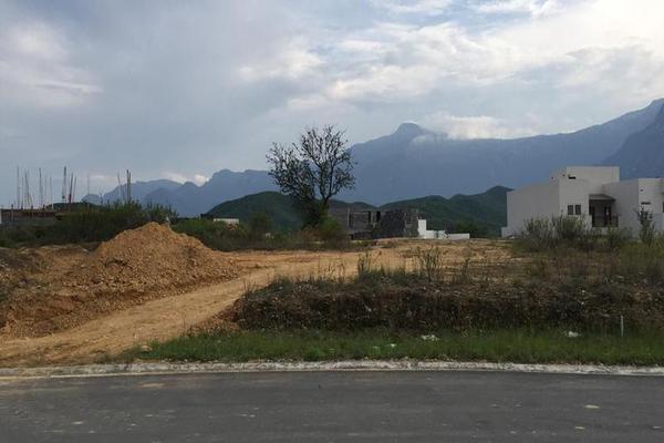 Foto de terreno habitacional en venta en  , el barro, santiago, nuevo león, 7475775 No. 01