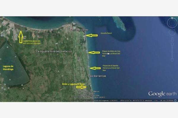 Foto de terreno habitacional en venta en el bayp 000, el bayo, alvarado, veracruz de ignacio de la llave, 5663064 No. 12
