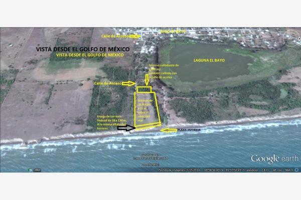 Foto de terreno habitacional en venta en el bayp 000, el bayo, alvarado, veracruz de ignacio de la llave, 5663064 No. 14