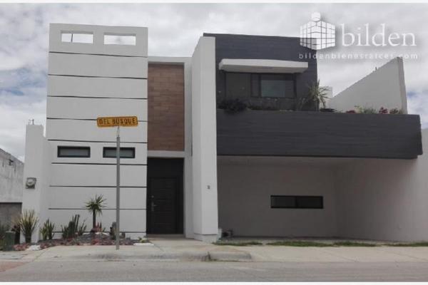 Foto de casa en venta en  , el bosque residencial, durango, durango, 5775815 No. 01