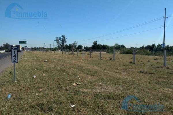 Foto de terreno habitacional en venta en  , el burrión, guasave, sinaloa, 8788581 No. 04