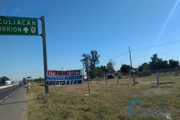 Foto de terreno habitacional en venta en  , el burrión, guasave, sinaloa, 8788581 No. 05