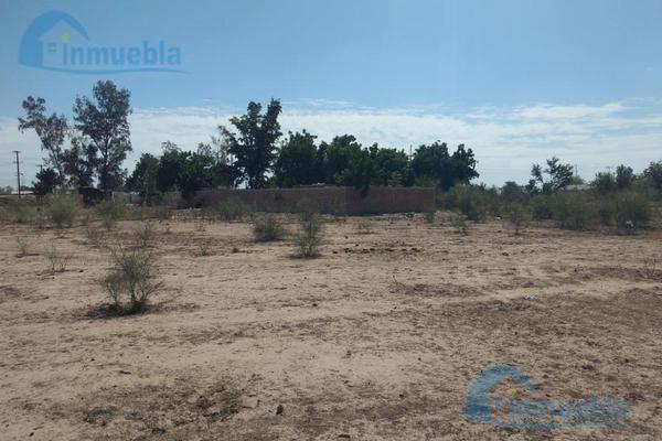 Foto de terreno habitacional en venta en  , el burrión, guasave, sinaloa, 8788581 No. 07