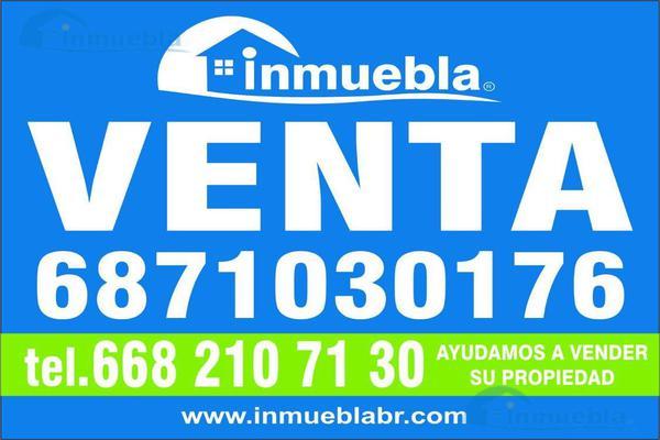 Foto de terreno habitacional en venta en  , el burrión, guasave, sinaloa, 8788581 No. 12