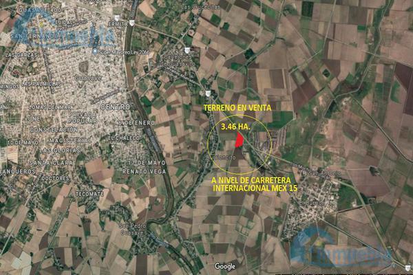 Foto de terreno habitacional en venta en  , el burrión, guasave, sinaloa, 8788581 No. 13